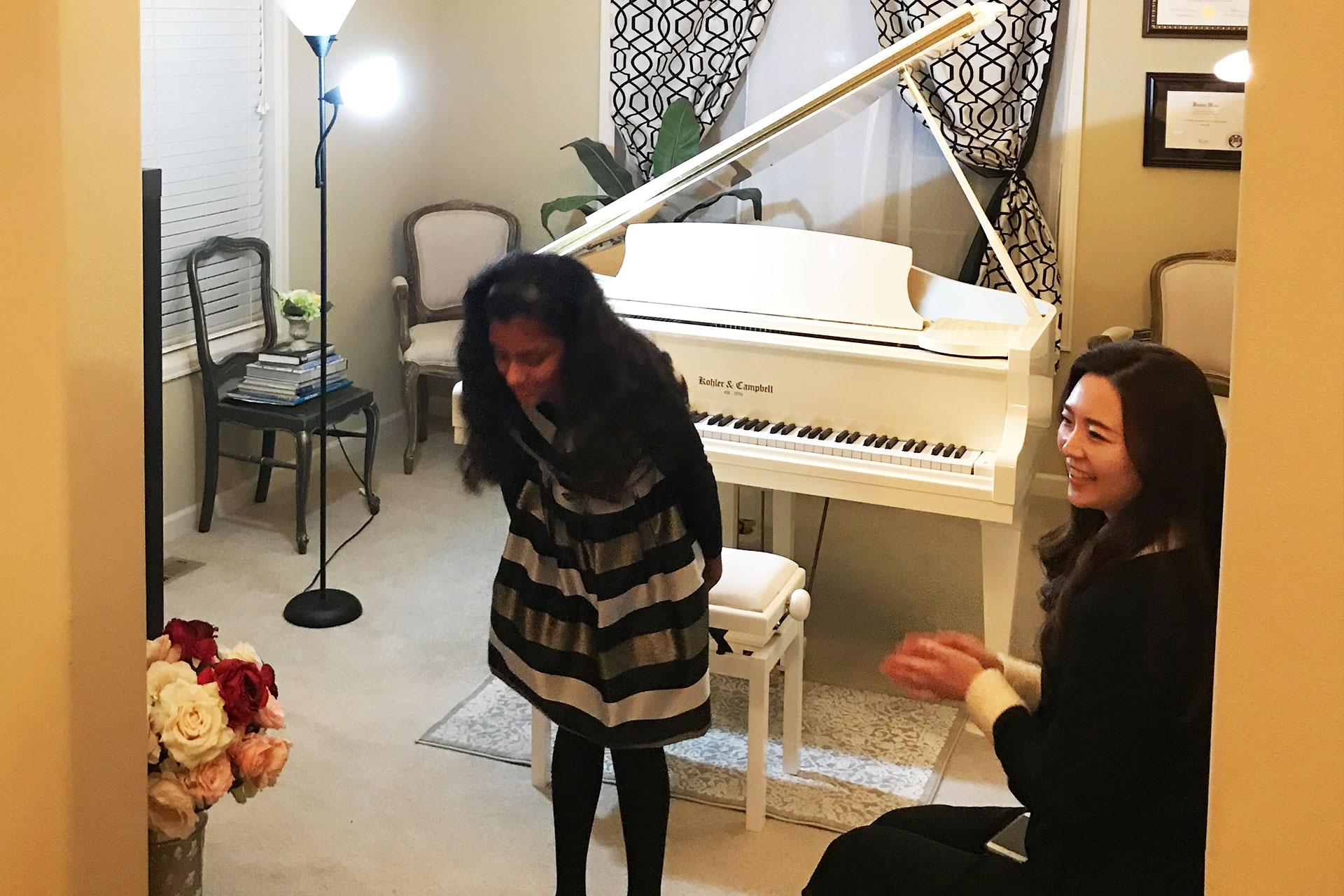 Kirkland Piano Masterclass