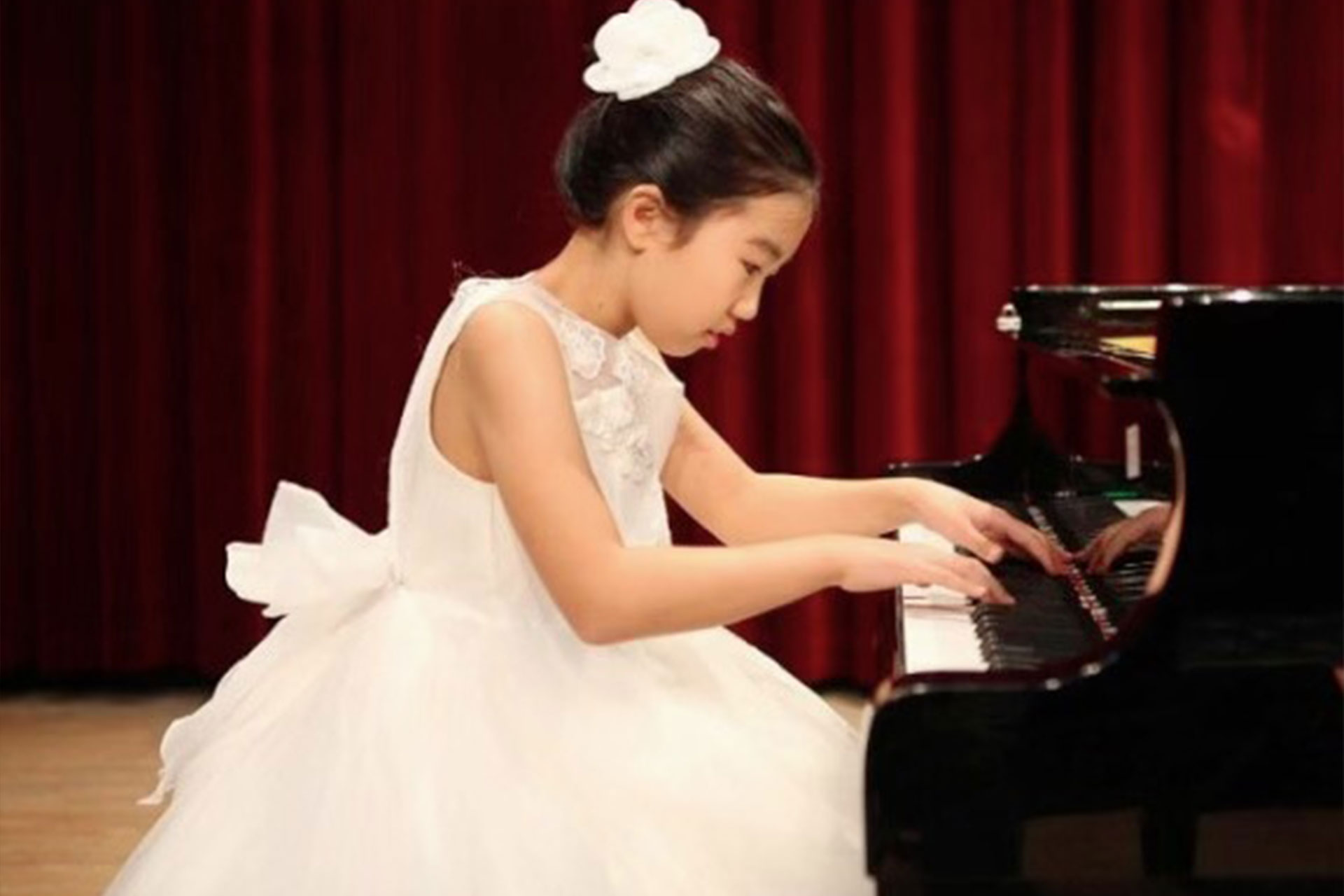 Kirkland Piano Competitions
