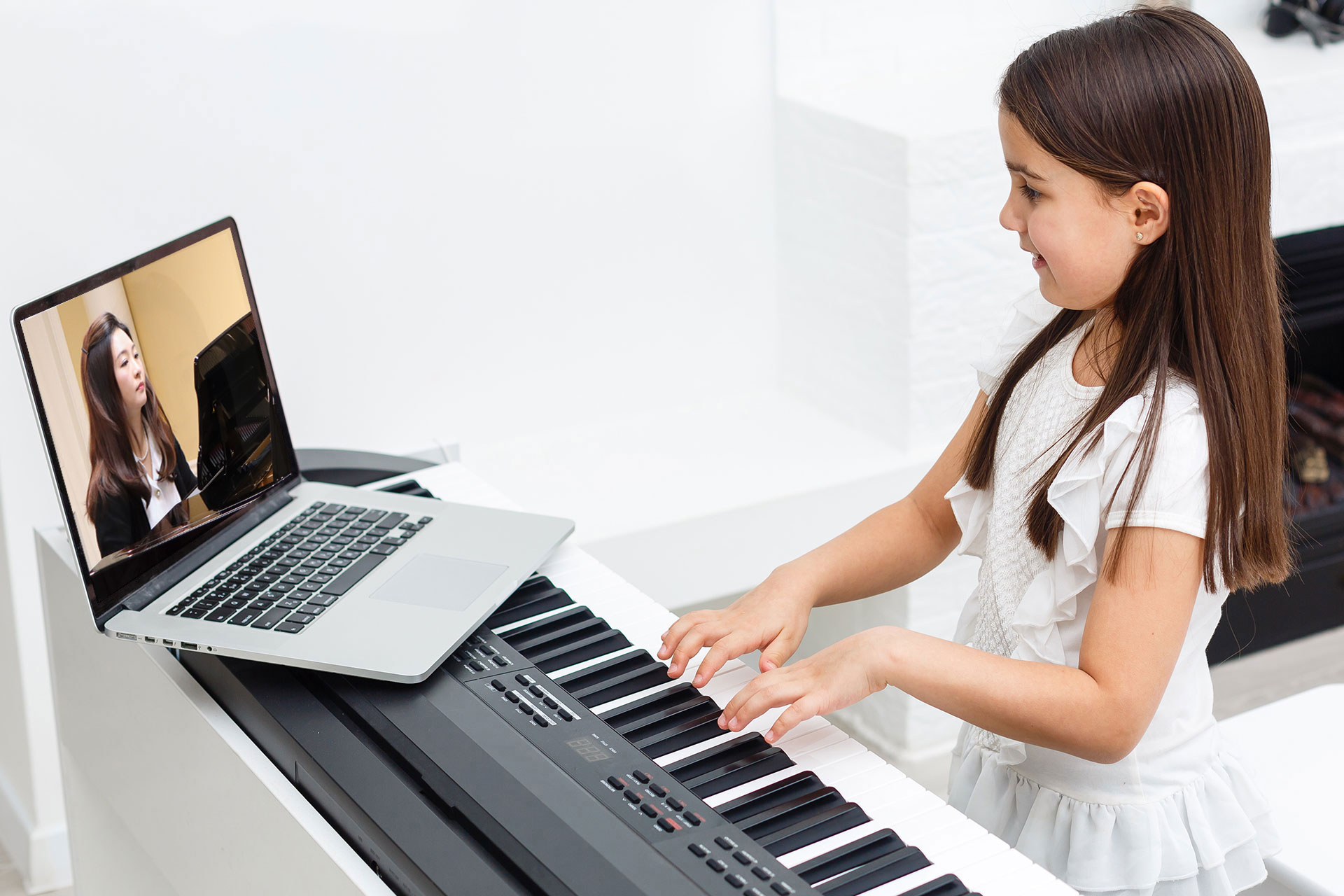 Kirkland Piano Online Lessons